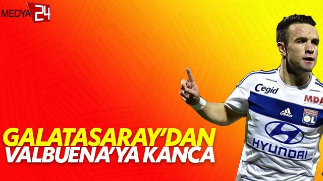 Mathieu Valbuena'dan Galatasaray sinyali