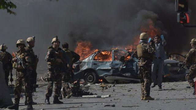 Kabil'de kanlı sabah: 80 ölü, 320 yaralı