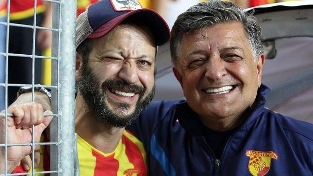 Göztepe 14 yıl aradan sonra Süper Lig'de
