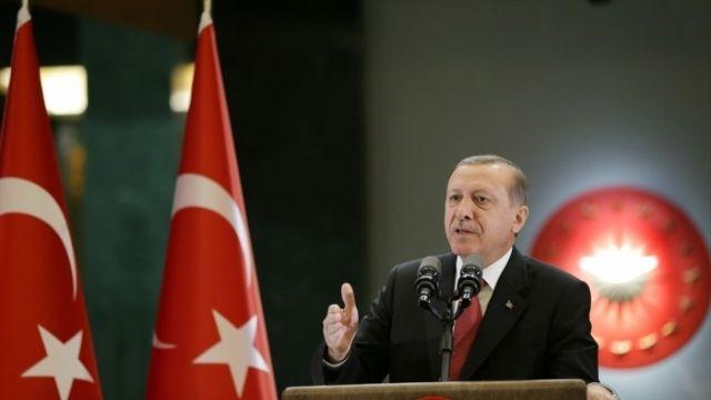 Cumhurbaşkanı Erdoğan: 'İspatlayamazlarsa alçak, namussuzdurlar.'