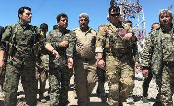 Terör Örgütü YPG, Amerika'ya Yeniden Sığındı