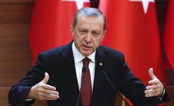 Erdoğan: İstikrar ve Barış Adaletle Gelir