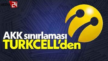 Turkcell'den AKK iddialarına cevap