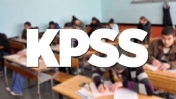2017 KPSS Lisans sınavı için 09.45 uyarısı