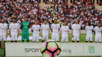 Galatasaray'dan Gaziantep Ziyafeti