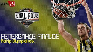 Fenerbahçe Euroleauge'de finalde! Rakip Yunan Olympiakos
