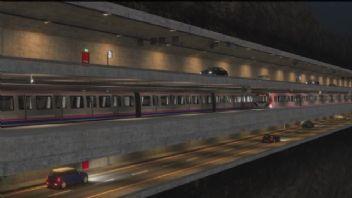 İstanbul'a 3 katlı Büyük İstanbul Tüneli Projesi