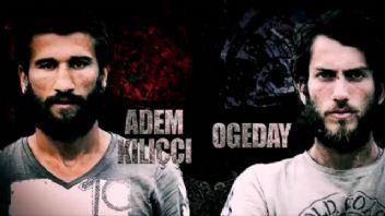 Survivor 2017 Kıbrıs finalistleri Adem ve Ogeday
