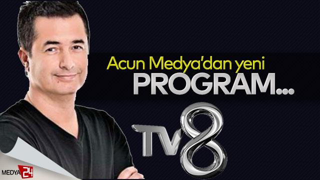 Acun Medya'dan yeni bir program daha