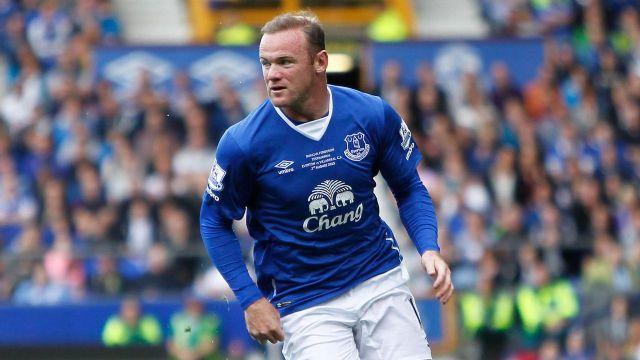 Ünlü İngiliz golcü Rooney'e 2 yıl süreyle trafikten men cezası