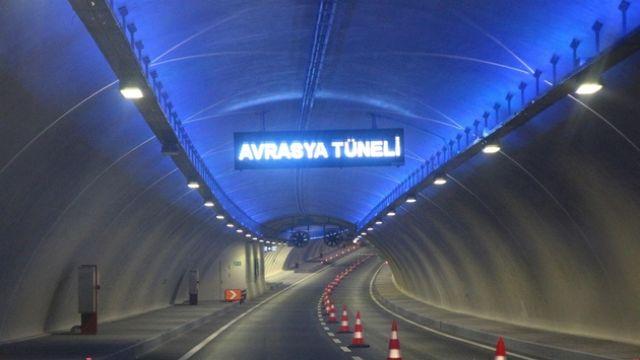 Avrasya Tüneli cezalarına mahkeme 'dur' dedi