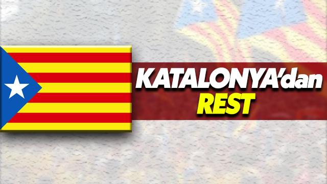 Katalonya hükümeti açıklama yaptı