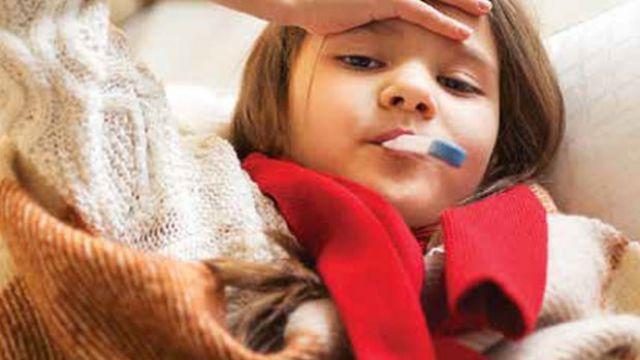 Çocuklarınızı gripten nasıl koruyabilirsiniz?