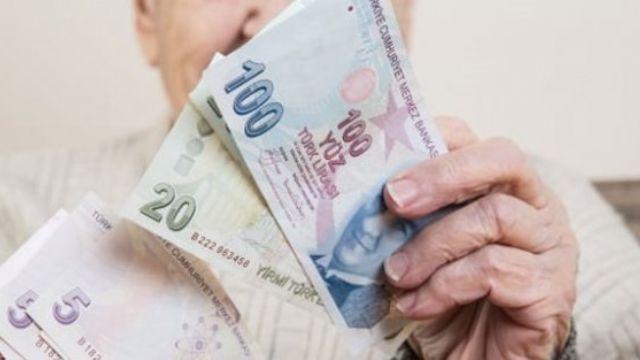 Emeklilerin maaşına haciz konulabilir