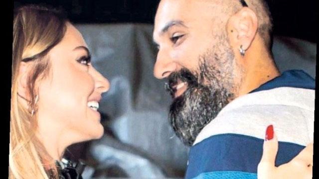 Hadise, O Ses Türkiye yarışmacısıyla aşk yaşıyor
