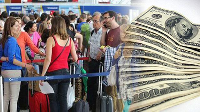 Ülkemizin turizm geliri yaz aylarında 11,4 milyar dolara ulaştı