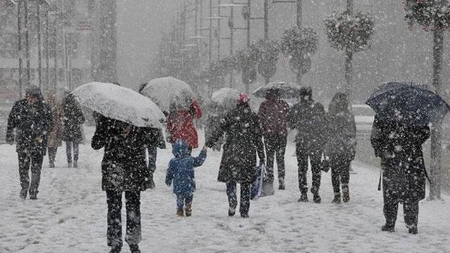 İstanbul'a kar yağışı ne zaman geliyor?