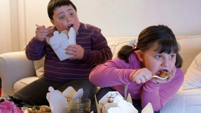 Çocuklar neden obez olur?