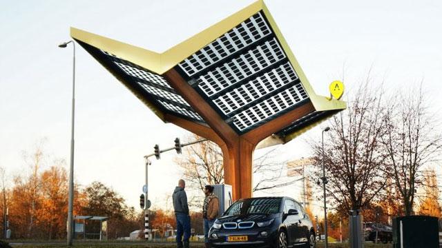 Sokak lambalarının artık yeni bir işlevi daha olacak