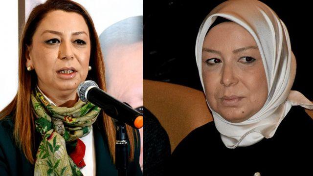 AKP'nin kurmaylarından Çalık tesettüre girdi