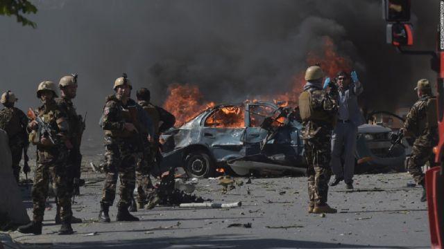 Afganistan'da intihar saldırısı; en az 20 ölü