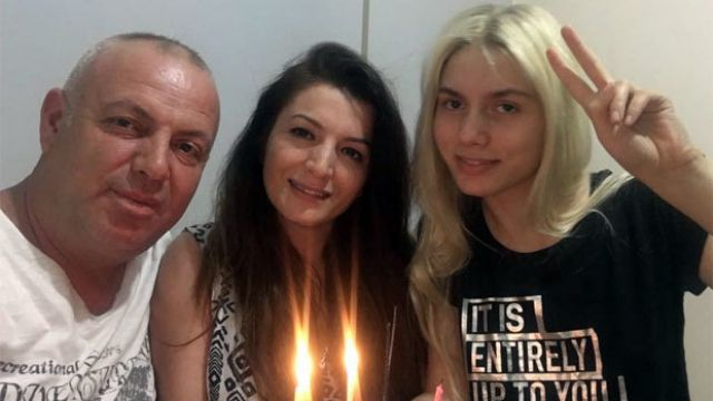 Aleyna Tilki'in annesi babası boşandı