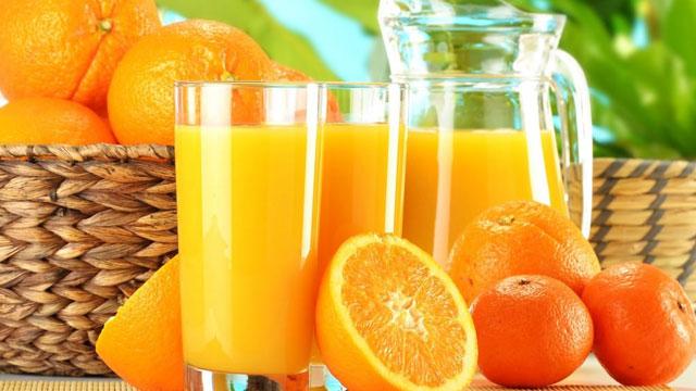 Havaların dengesizliğinden kendinizi portakal suyuyla koruyun