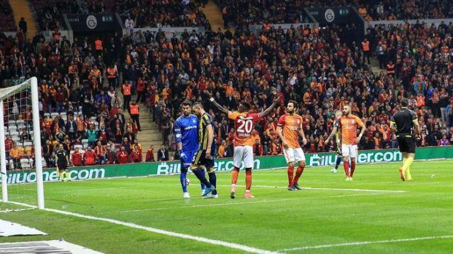 Galatasaray Derbi Tribün Cezası