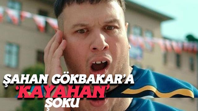 Şahan'a 'Kayahan' Şoku