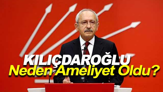 Kemal Kılıçdaroğlu Ameliyat Oldu