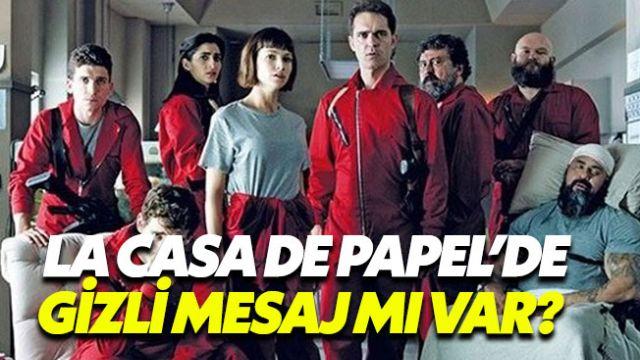 Melih Gökçek La Case de Papel'i Gezici ilan etti