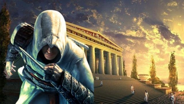 Assassin's Creed serisinin yeni oyunu Odyssey duyuruldu
