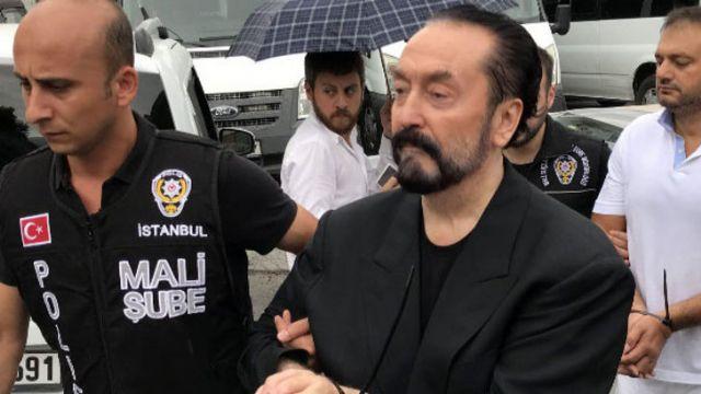 Adnan Oktar'ın tutuklanmasına ilişkin son dakika gelişmesi