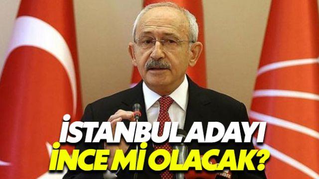 Muharrem İnce İstanbul'dan aday mı olacak?