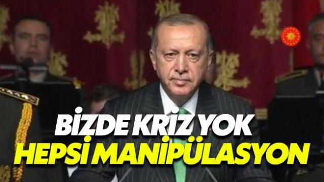 Erdoğan: Dövizle kira talep eden bedelini öder