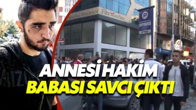 Bakırköy'de dehşet saçan sürücünün annesi hakim babası savcı çıktı
