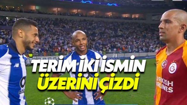 Galatasaray'da krediyi tüketen iki isimle yollar ayrılıyor