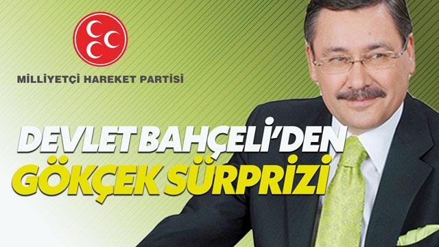 MHP Ankara'da AK Parti'nin karşısına Melih Gökçek ile çıkacak