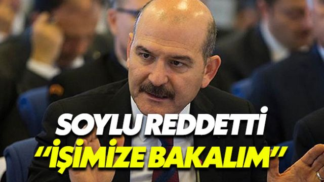 Soylu'dan Ankara adayı olacağı iddialarına yanıt