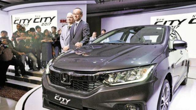 Honda Motor Çin pazarına giriyor