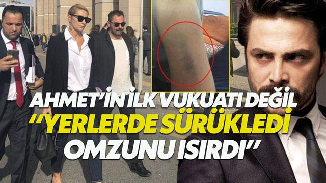 Ahmet Kural-Sıla olayı: Omzunu ısırdı