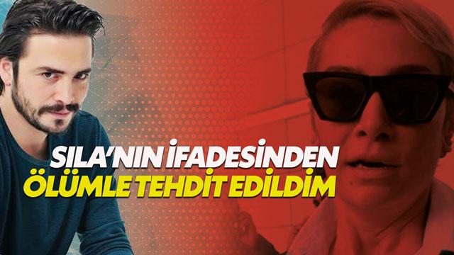 Sıla: Ahmet Kural yumruk, tekme ve tokat attı