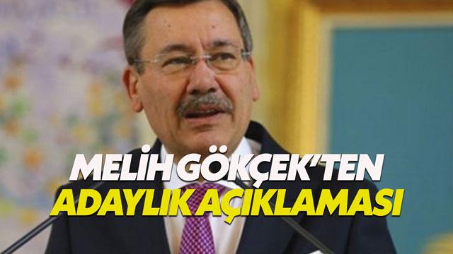 Melih Gökçek'ten Ankara'da adaylık açıklaması