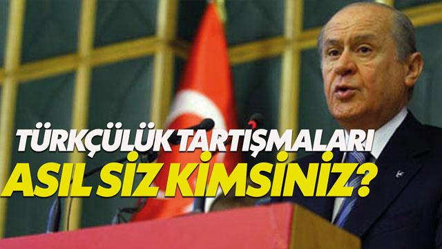 Devlet Bahçeli: Türklük masaya yatırılıyor