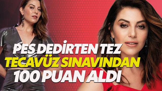 'Tecavüz Sınavı'ndan 100 alan kadın oyuncu (Selcan Aslan kimdir?)