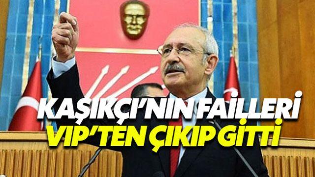Kılıçdaroğlu: Kaşıkçı'nın katilleri VIP'ten çıkıp gittiler