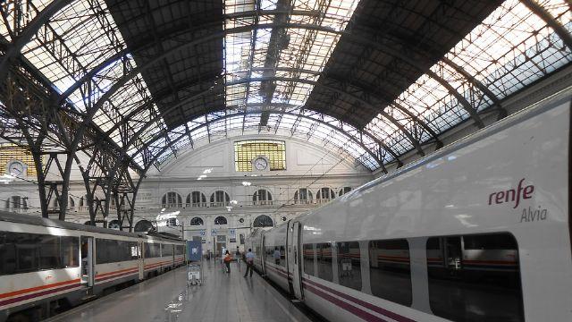 Barselona'da bomba paniği