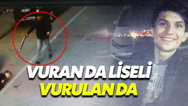 Liseli Mert Can Karagöz'ün katili yakalandı