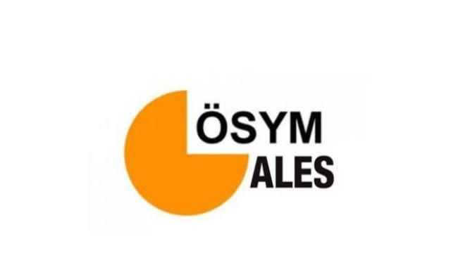 ALES/3 Giriş Belgeleri Yayınlandı - ÖSYM ALES Sınav giriş belgesi