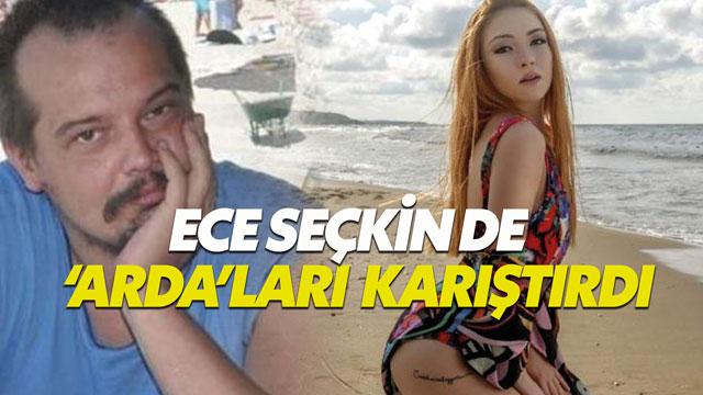 Ece Seçkin sosyal medyada Arda Kural'a hakaret etti